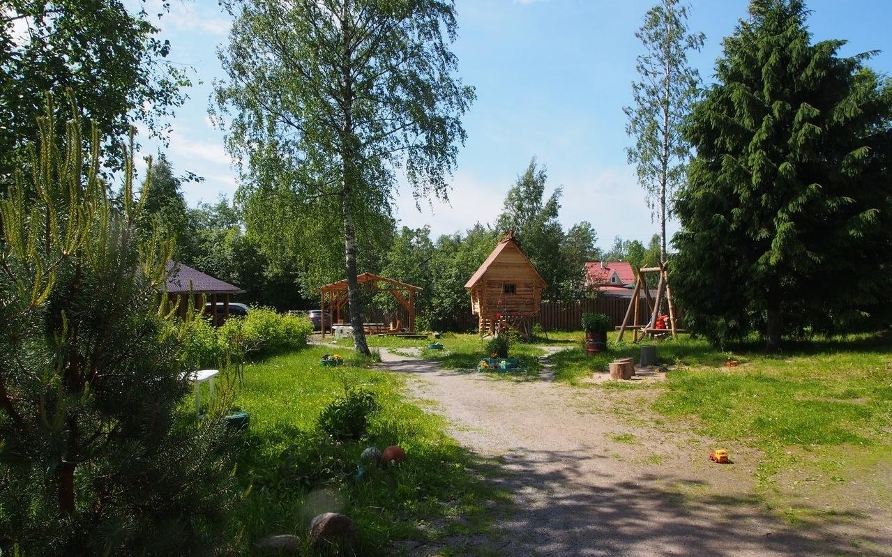 База отдыха «Беличье» Ленинградская область, фото 14