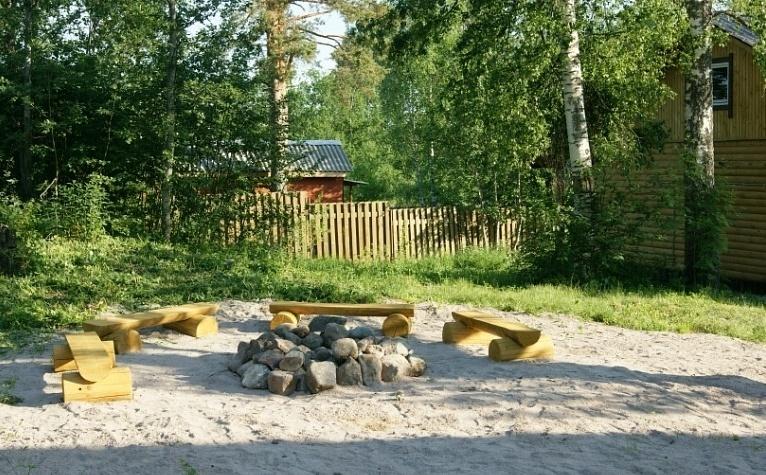 База отдыха «Беличье» Ленинградская область, фото 19