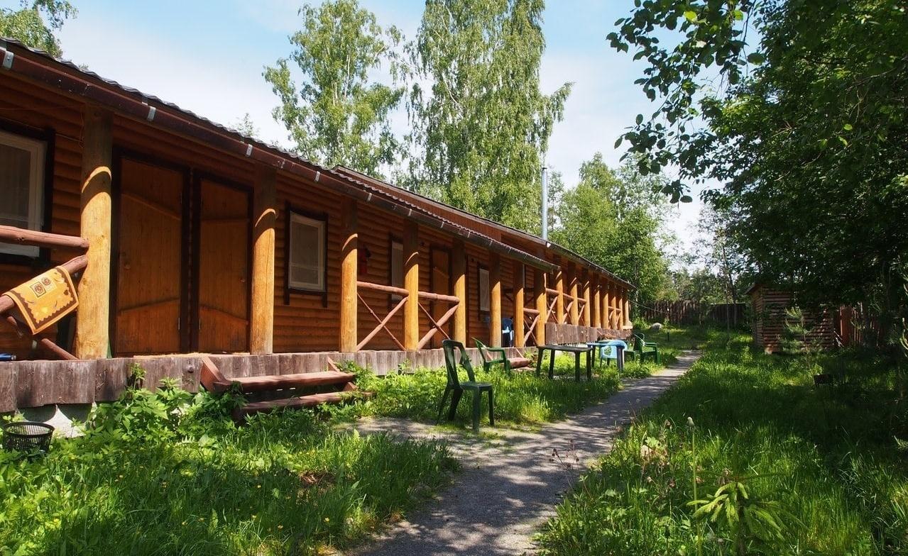 База отдыха «Беличье» Ленинградская область, фото 7