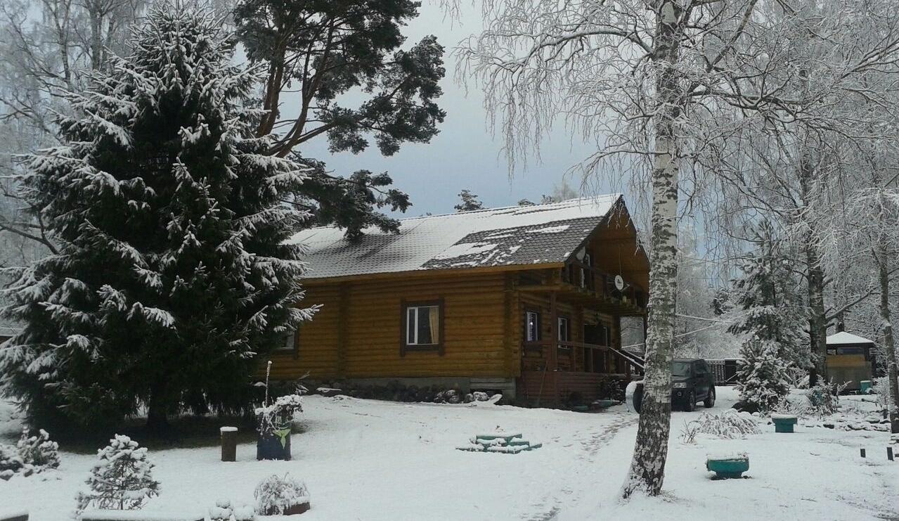 База отдыха «Беличье» Ленинградская область, фото 1