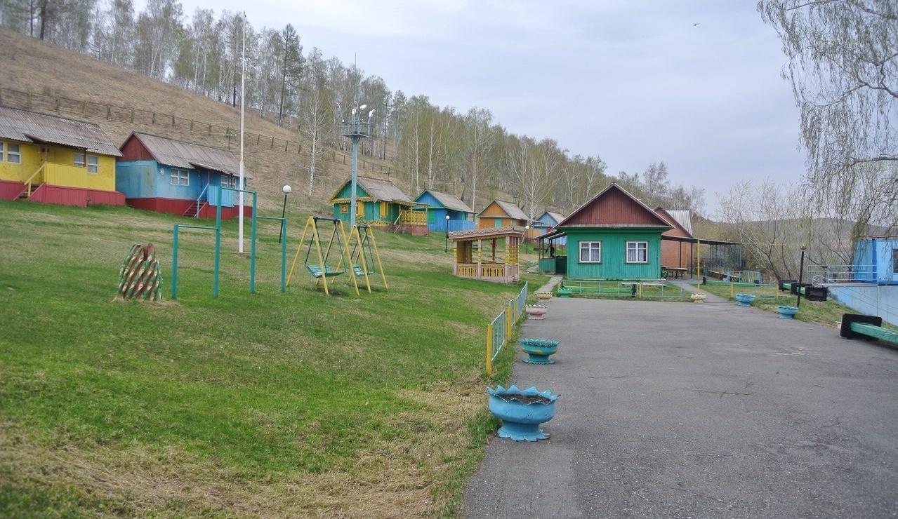 """База отдыха """"Инголь"""" Красноярский край, фото 1"""