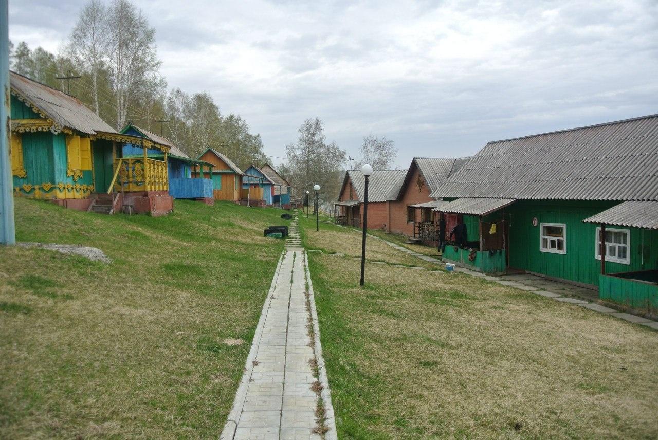 """База отдыха """"Инголь"""" Красноярский край, фото 3"""