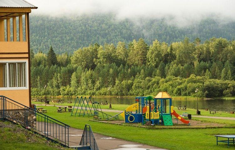 База отдыха «Беретская поляна» Красноярский край, фото 8