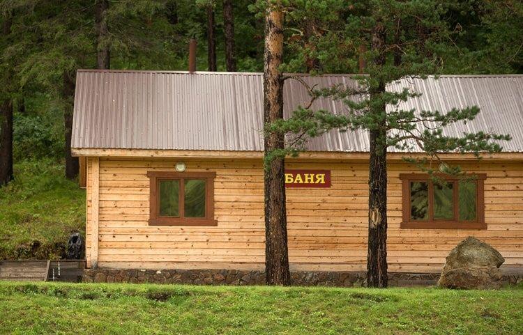 База отдыха «Беретская поляна» Красноярский край, фото 5