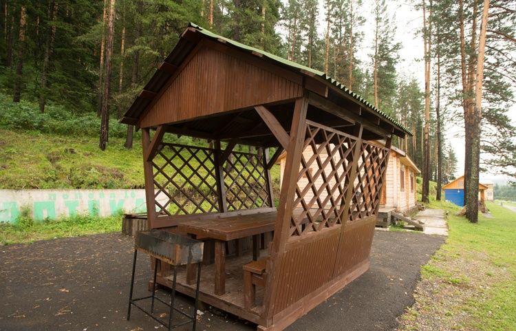 База отдыха «Беретская поляна» Красноярский край, фото 12