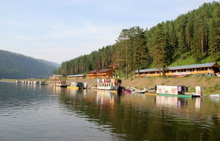 База отдыха «Беретская поляна» Красноярский край, фото 18