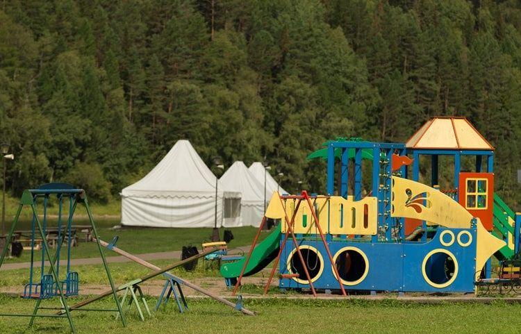 База отдыха «Беретская поляна» Красноярский край, фото 15