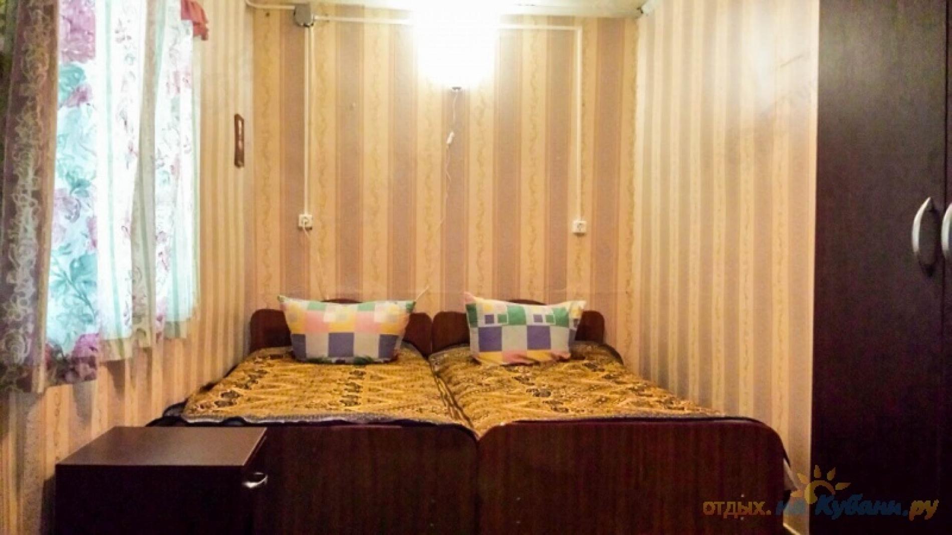 """База отдыха """"Черномор и Ко"""" Краснодарский край 2-местный номер, фото 1"""