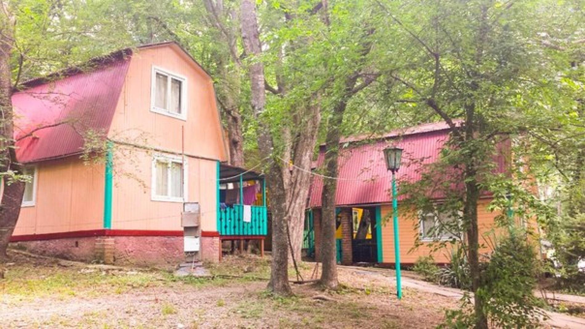 """База отдыха """"Черномор и Ко"""" Краснодарский край, фото 1"""
