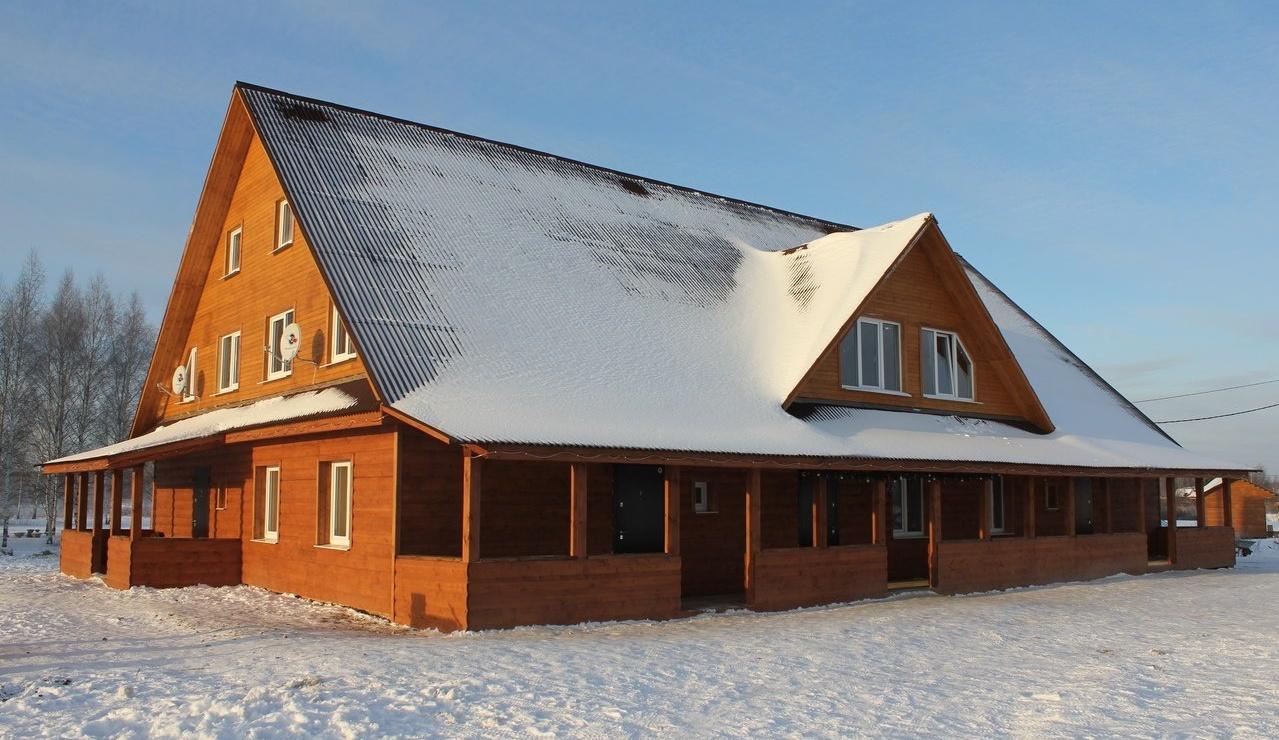 База отдыха «Некрасовская дача» Ярославская область, фото 13