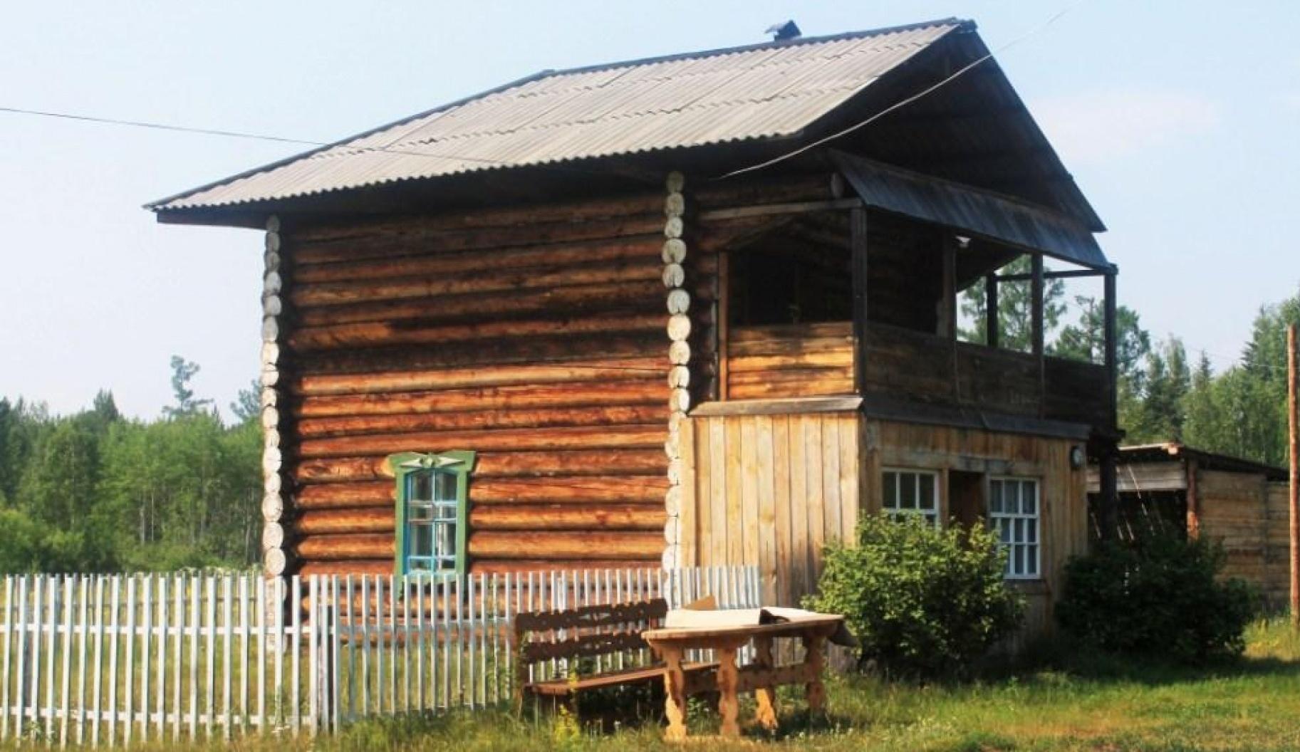 "База отдыха ""Заимка"" Красноярский край, фото 1"