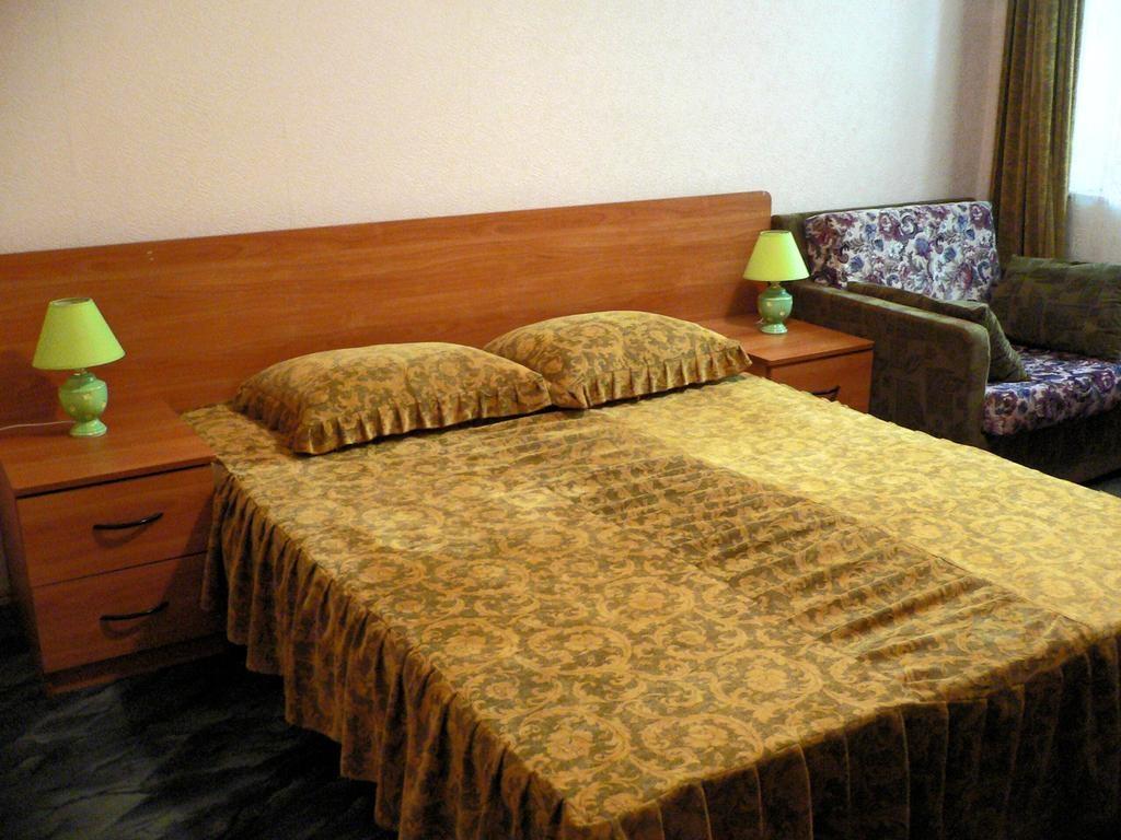 База отдыха «Бережок» Астраханская область Семейный номер в коттедже, фото 1
