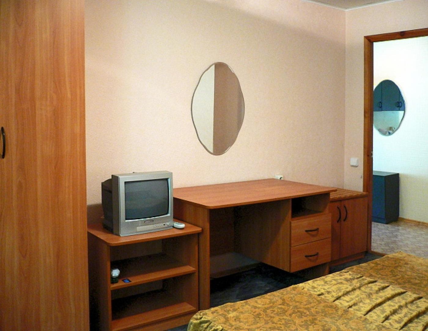 База отдыха «Бережок» Астраханская область Семейный номер в коттедже, фото 2