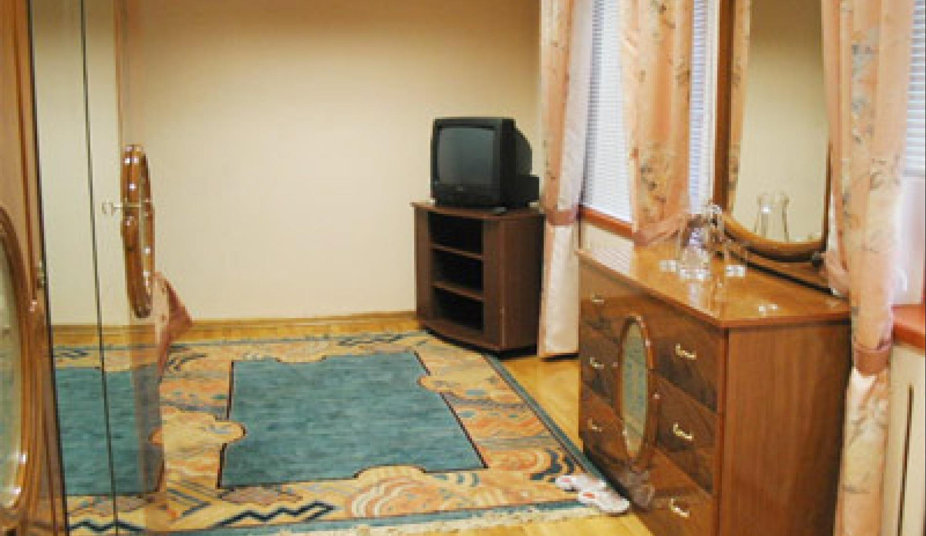 Турбаза «Ветерок» Волгоградская область Номер «Люкс» в гостинице «Дом рыбака», фото 3
