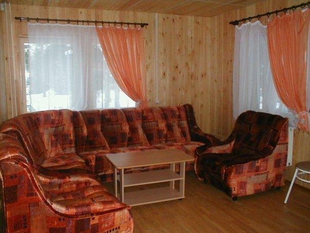 Турбаза «Урозеро» Республика Карелия Дом № 7 (12-местный), фото 4