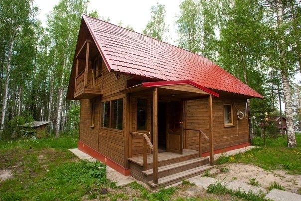 Турбаза «Урозеро» Республика Карелия Дом № 6 (4-местный), фото 1