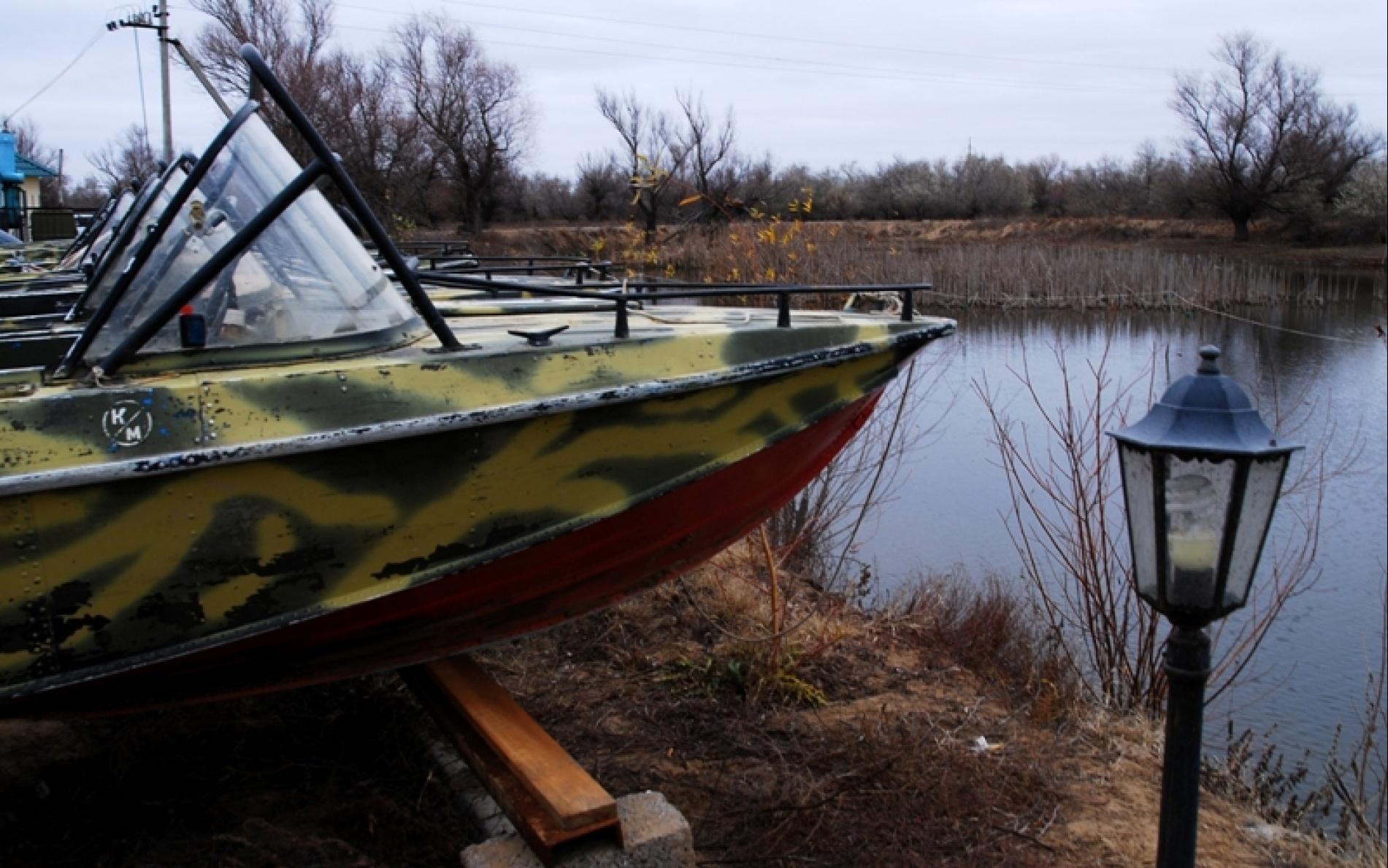 Рыболовно-охотничья база «Клёвое место» Астраханская область, фото 9