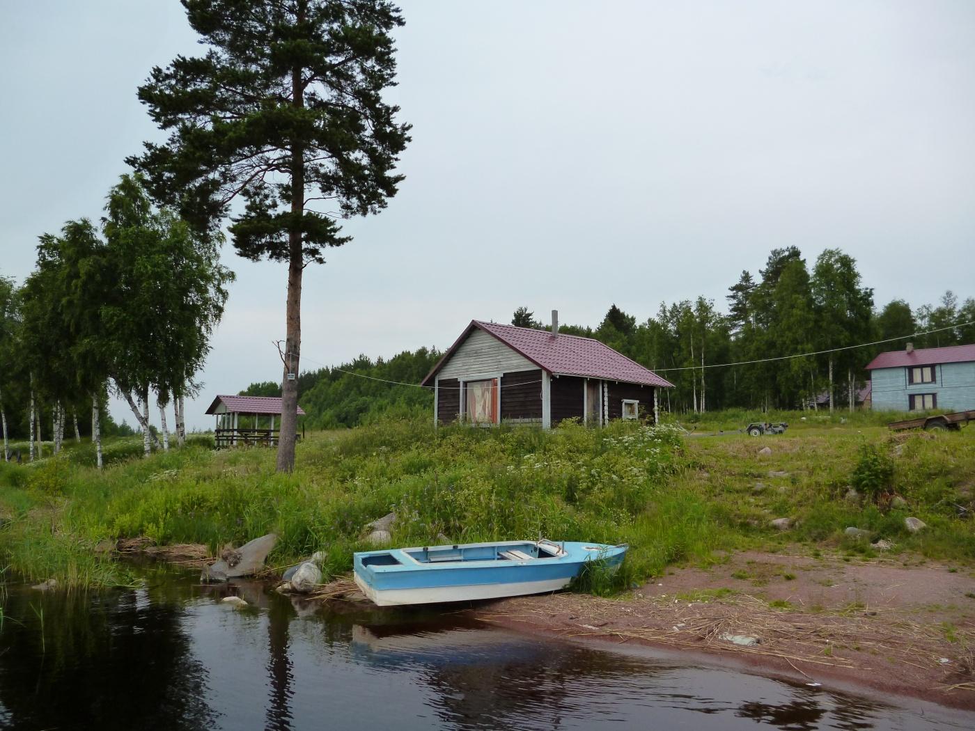 Рыболовная база «Бряус» Республика Карелия, фото 6