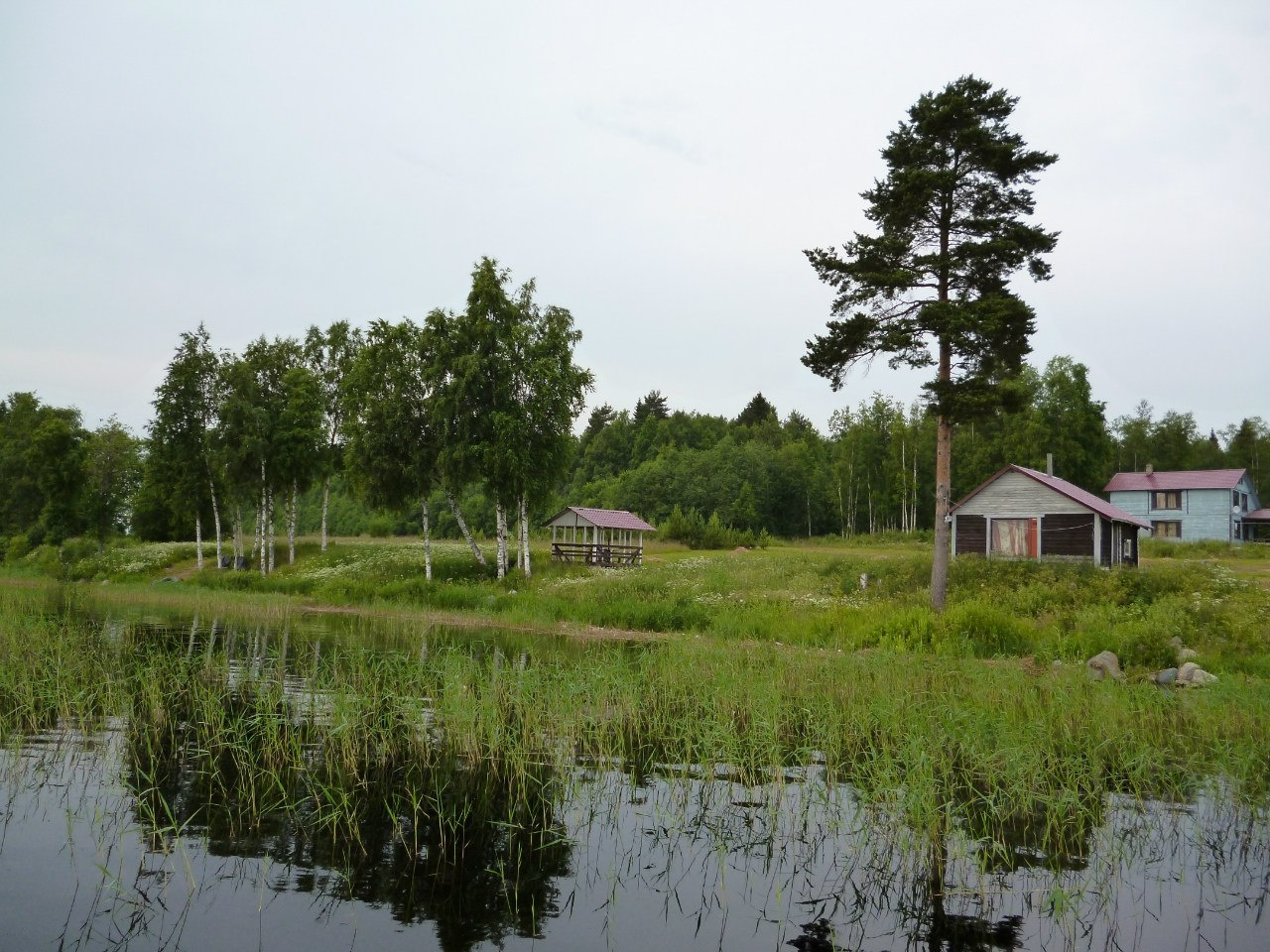 Рыболовная база «Бряус» Республика Карелия, фото 5