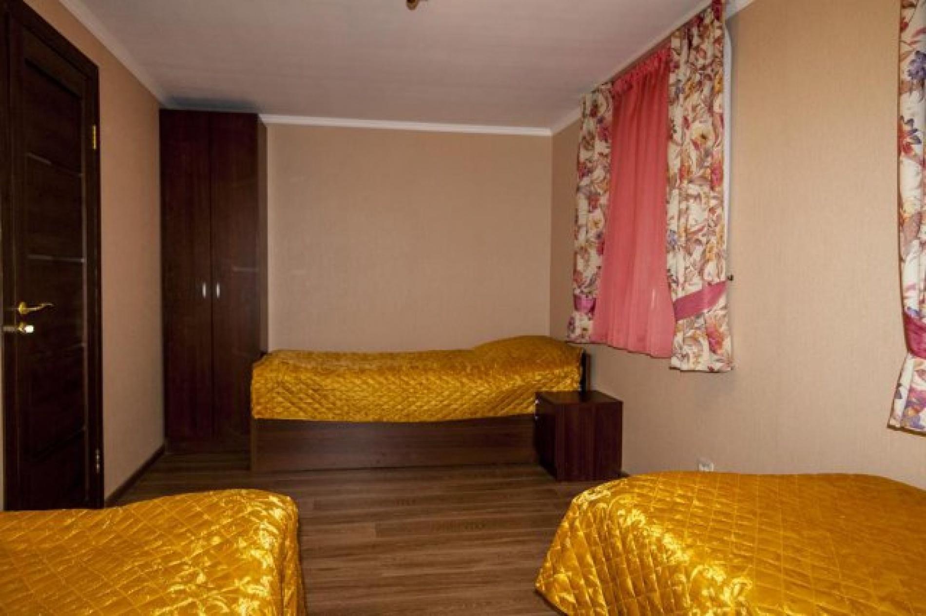 База отдыха «Стёпаново» Вологодская область 3-местный номер в Доме № 3, фото 4
