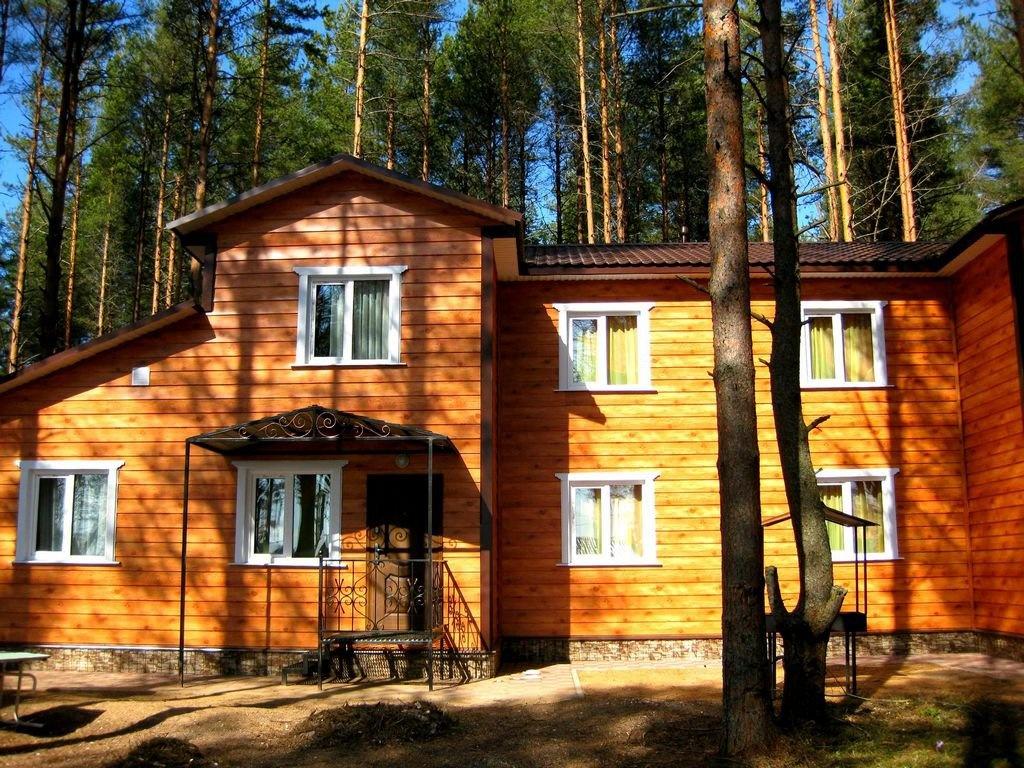 База отдыха «Стёпаново» Вологодская область Дом № 13, фото 1