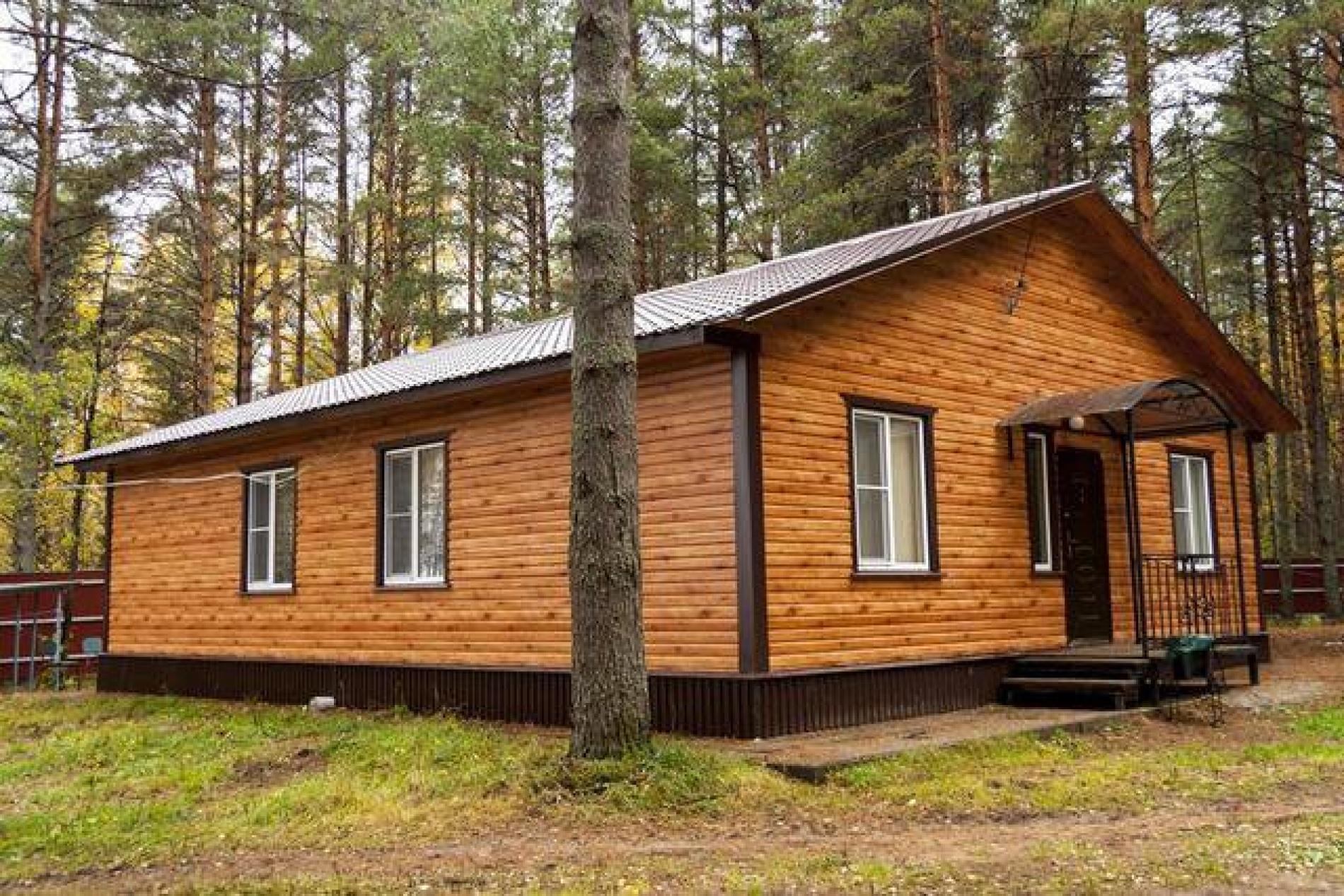 База отдыха «Стёпаново» Вологодская область Номер в доме № 25, фото 1