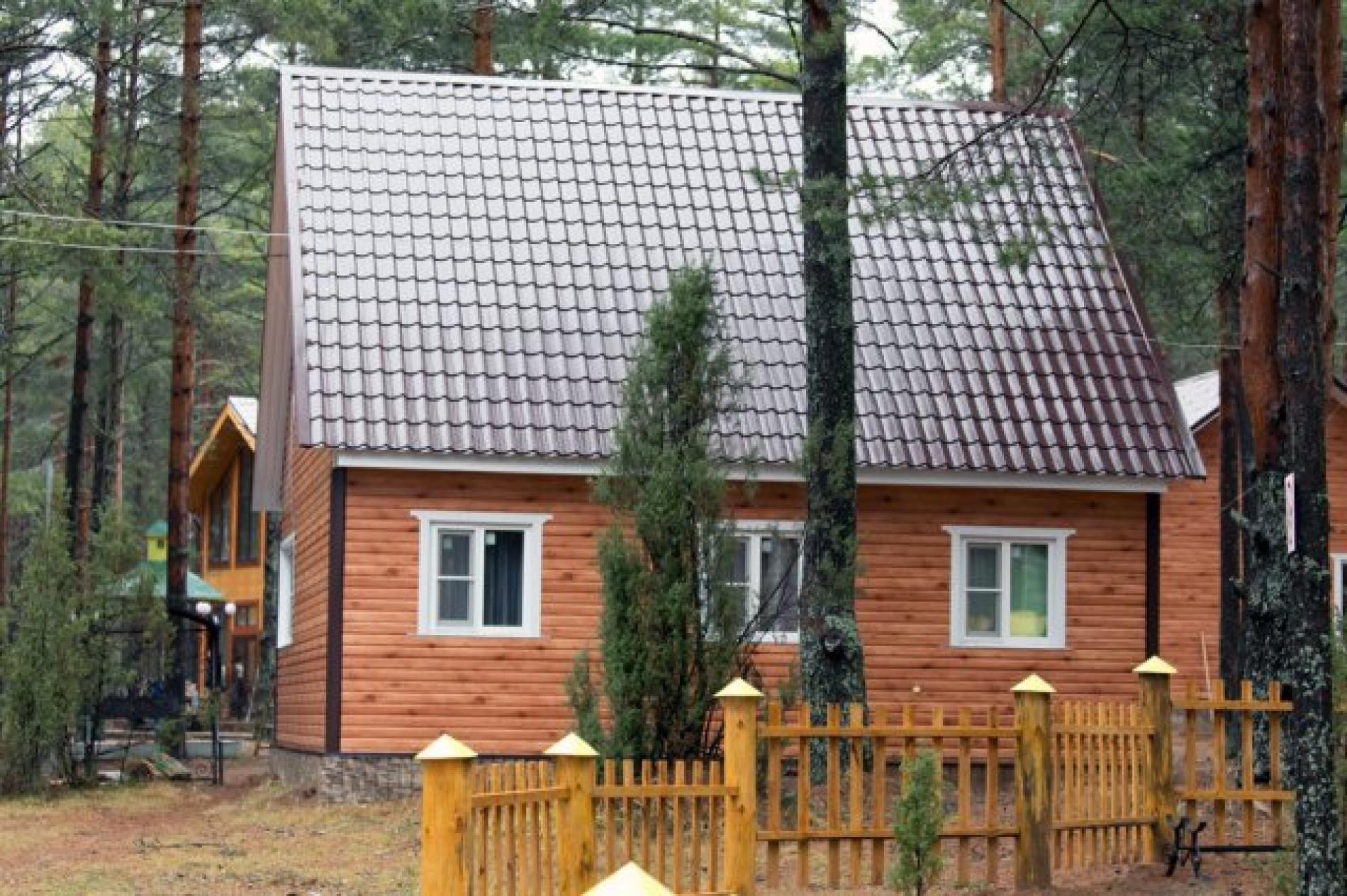 База отдыха «Стёпаново» Вологодская область Дом № 9, 10, фото 1
