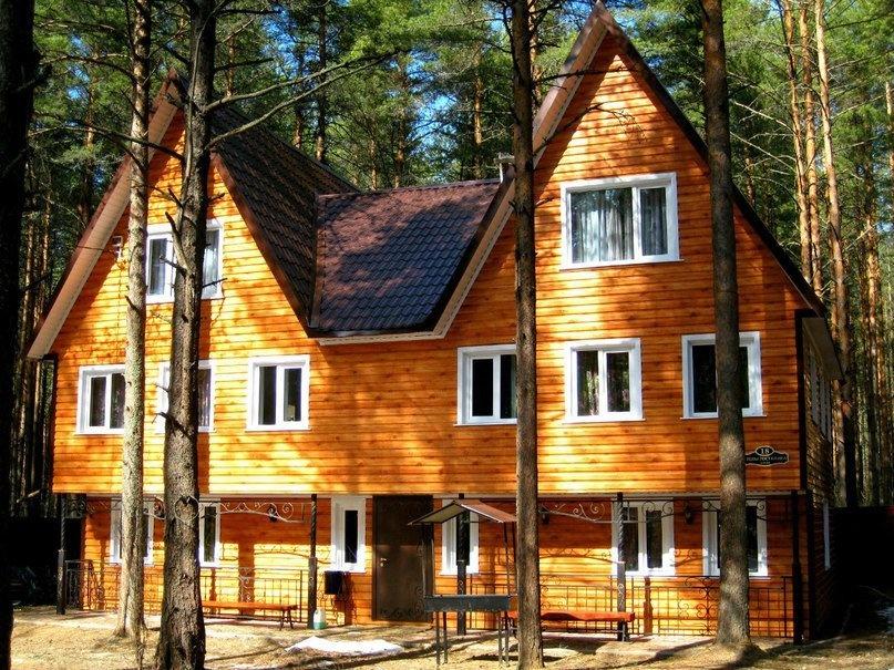 База отдыха «Стёпаново» Вологодская область Дом № 18, фото 1