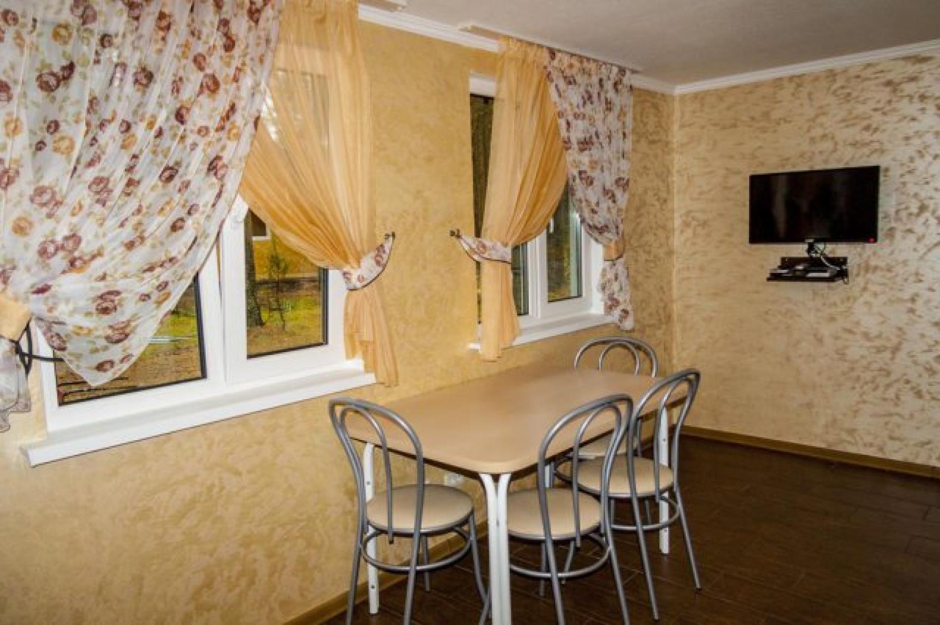 База отдыха «Стёпаново» Вологодская область 4-местный номер в Доме № 3, фото 9
