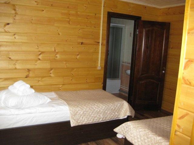 База отдыха «Стёпаново» Вологодская область Люкс в Доме № 14, фото 1