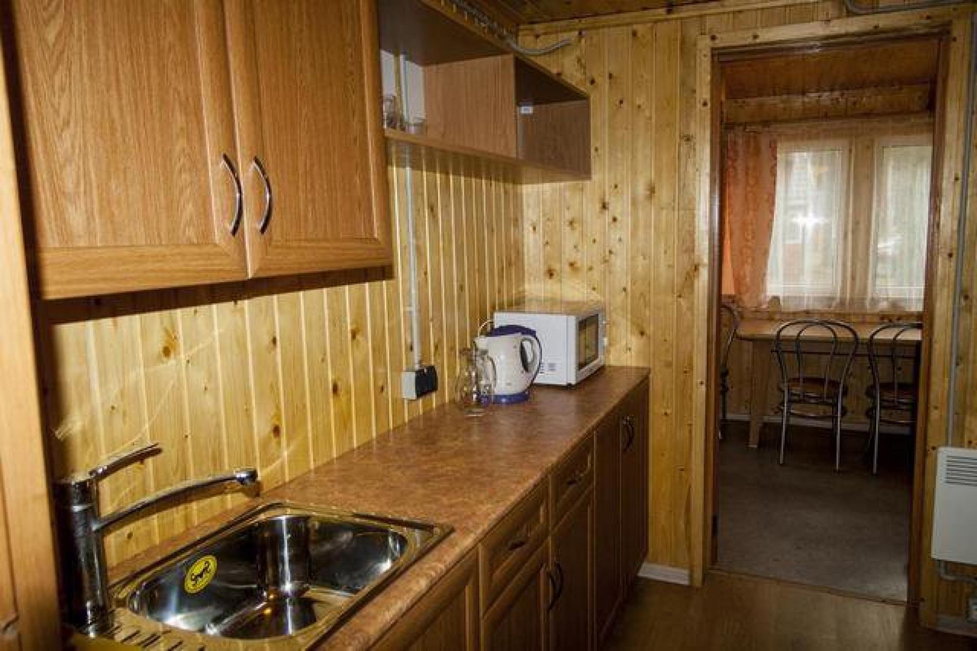 База отдыха «Стёпаново» Вологодская область Дом № 11, фото 4