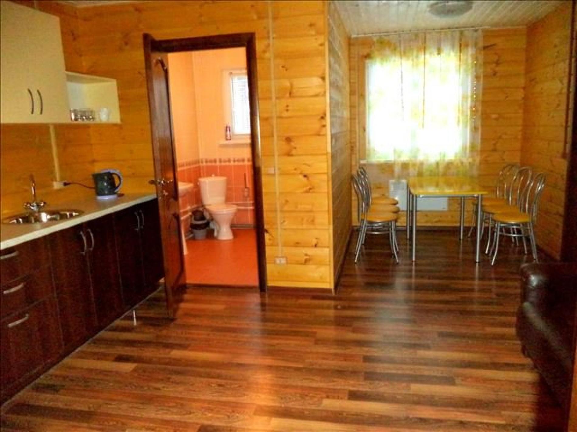 База отдыха «Стёпаново» Вологодская область Номер в Доме № 19, 20, 21, 22, 23 24, фото 4