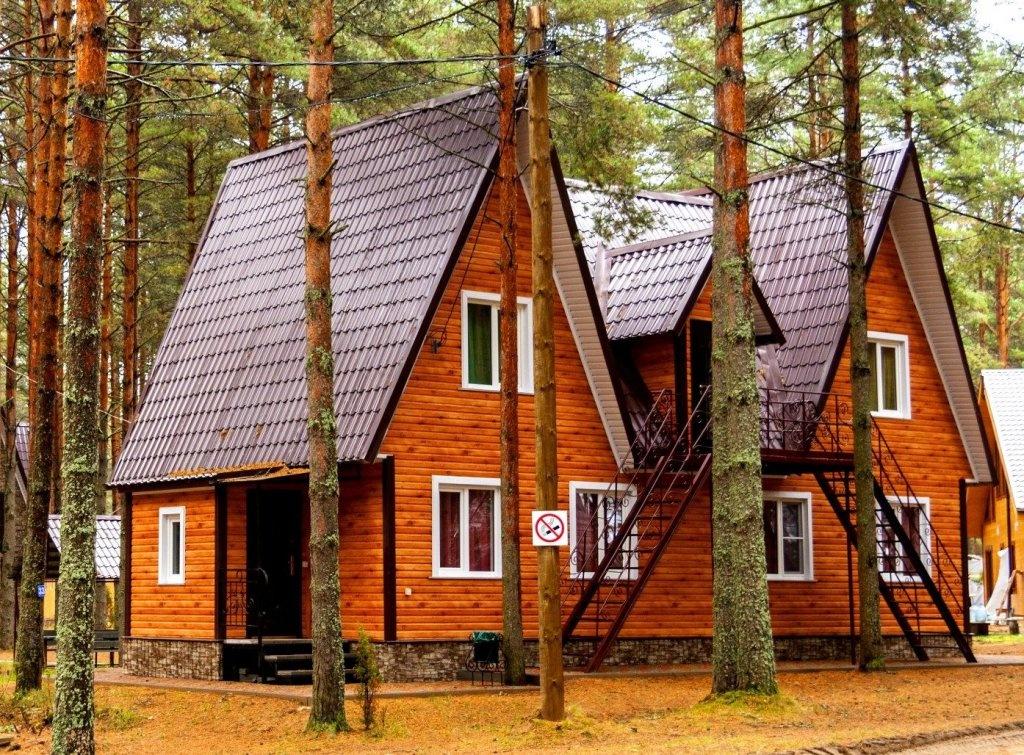 База отдыха «Стёпаново» Вологодская область Дом № 3, фото 1