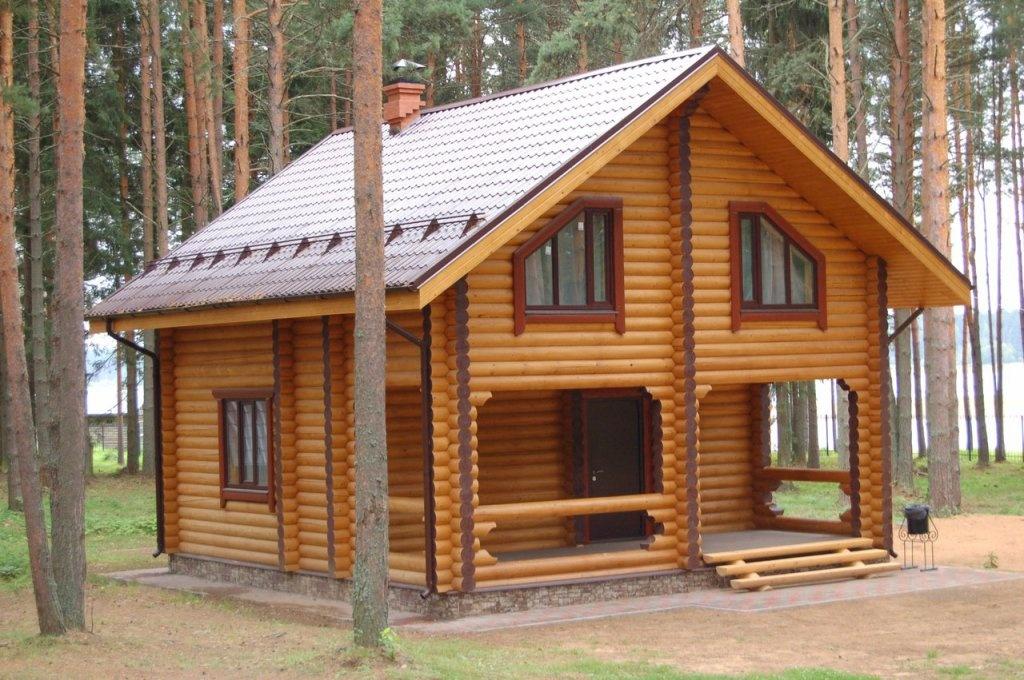 База отдыха «Стёпаново» Вологодская область Дом № 26, фото 1