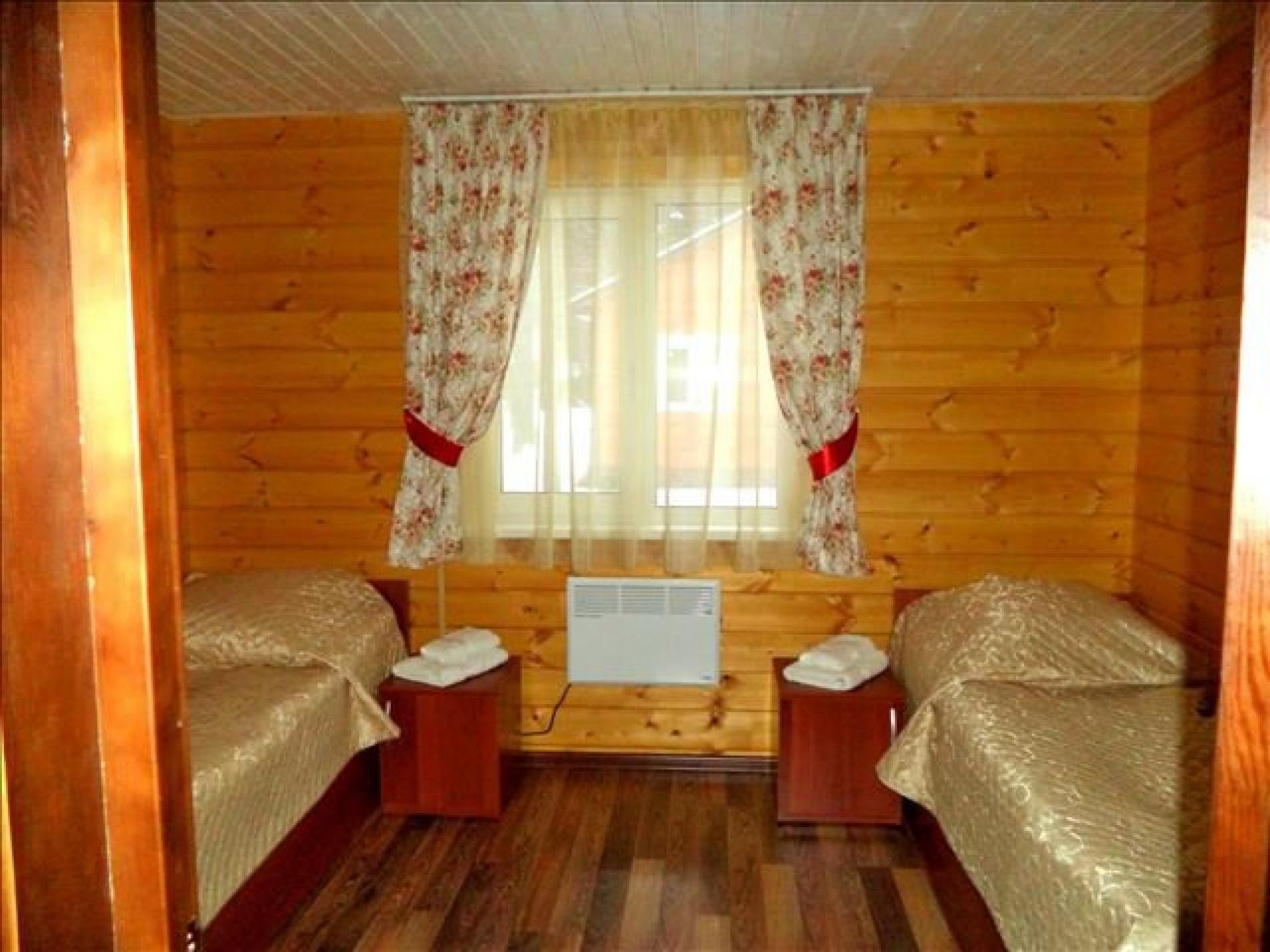 База отдыха «Стёпаново» Вологодская область Номер в Доме № 19, 20, 21, 22, 23 24, фото 2