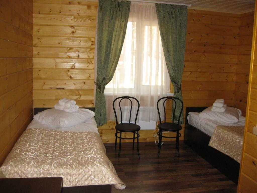 База отдыха «Стёпаново» Вологодская область 2-местный номер в Доме № 13, фото 2