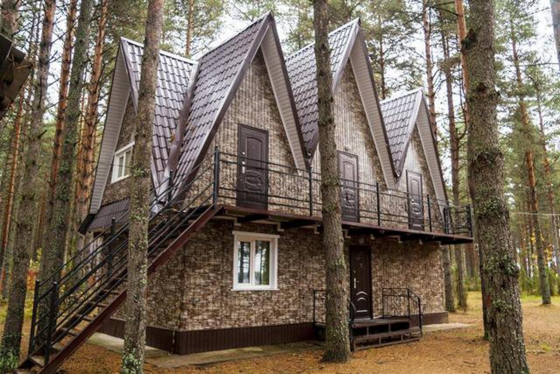 База отдыха «Стёпаново» Вологодская область 4-местный номер в Доме № 3, фото 1