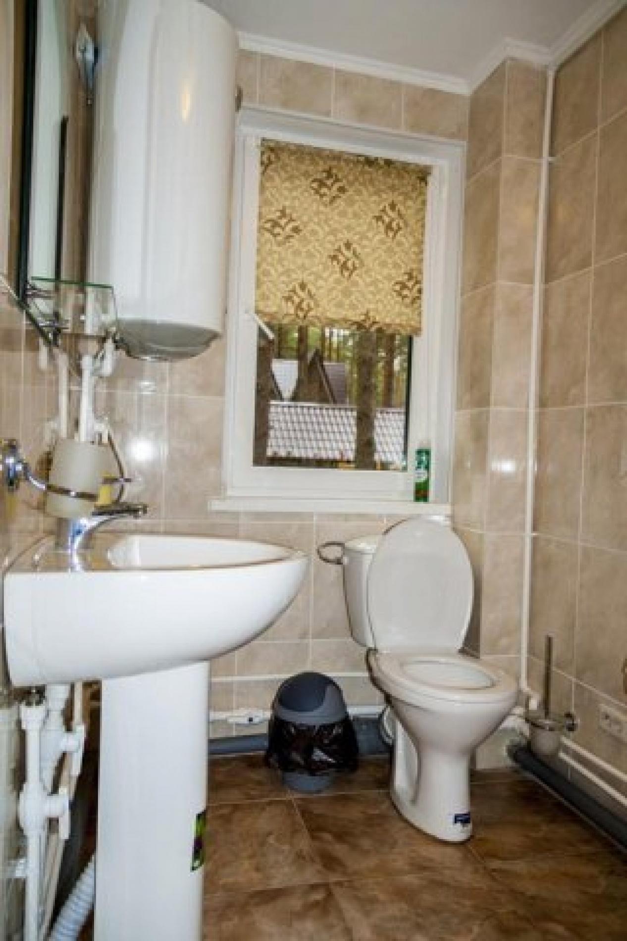 База отдыха «Стёпаново» Вологодская область 3-местный номер в Доме № 3, фото 7