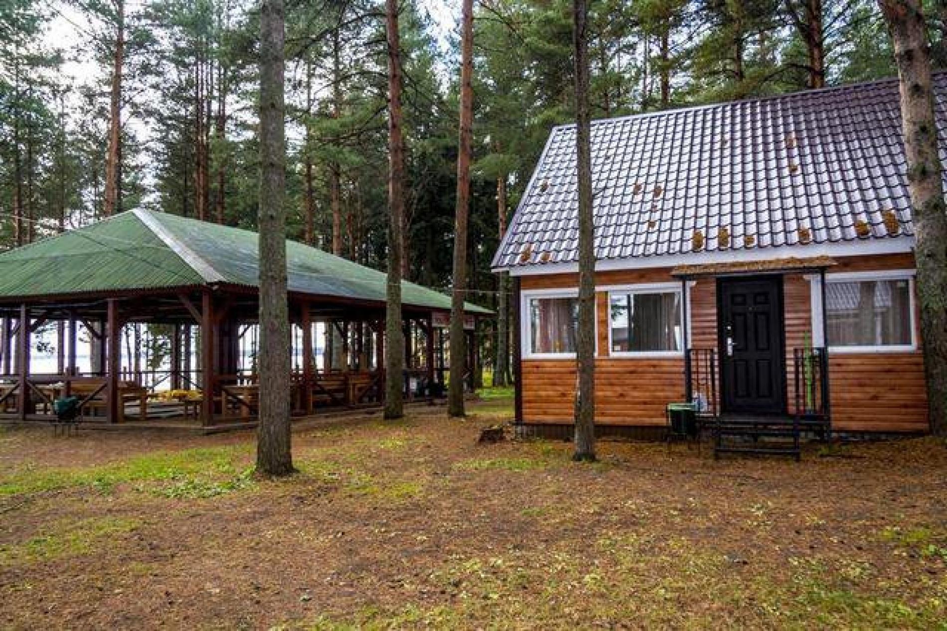База отдыха «Стёпаново» Вологодская область Дом № 9, 10, фото 3