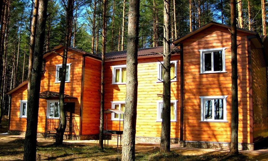 База отдыха «Стёпаново» Вологодская область 2-местный номер в Доме № 13, фото 1