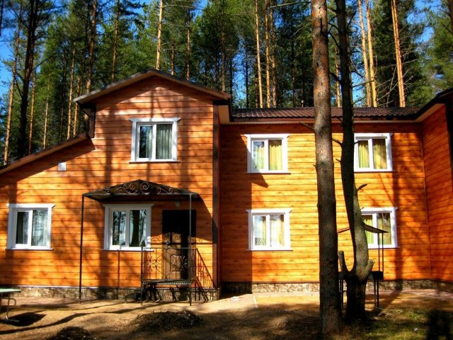 База отдыха «Стёпаново» Вологодская область Дом № 14, фото 1