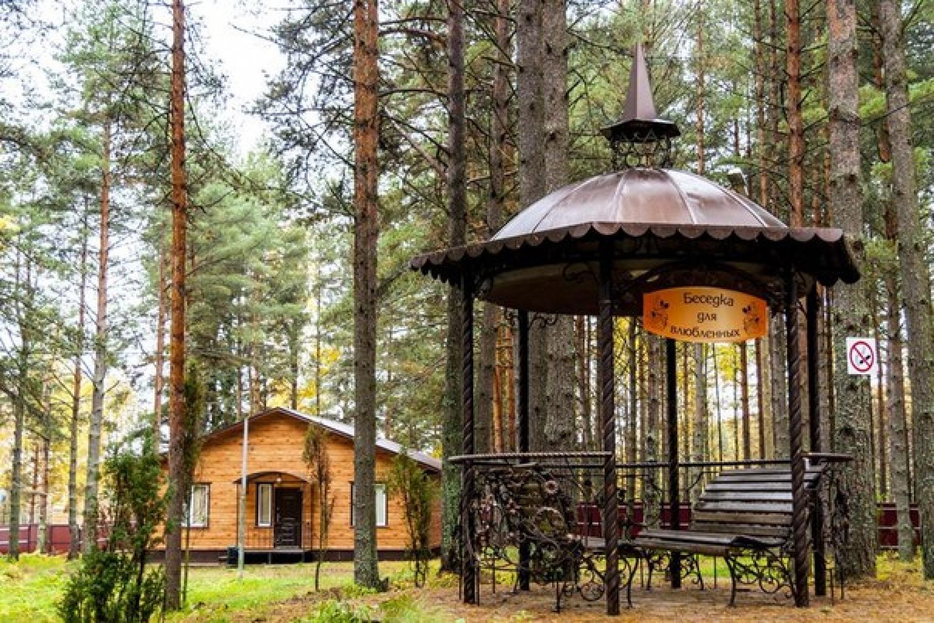 База отдыха «Стёпаново» Вологодская область, фото 10
