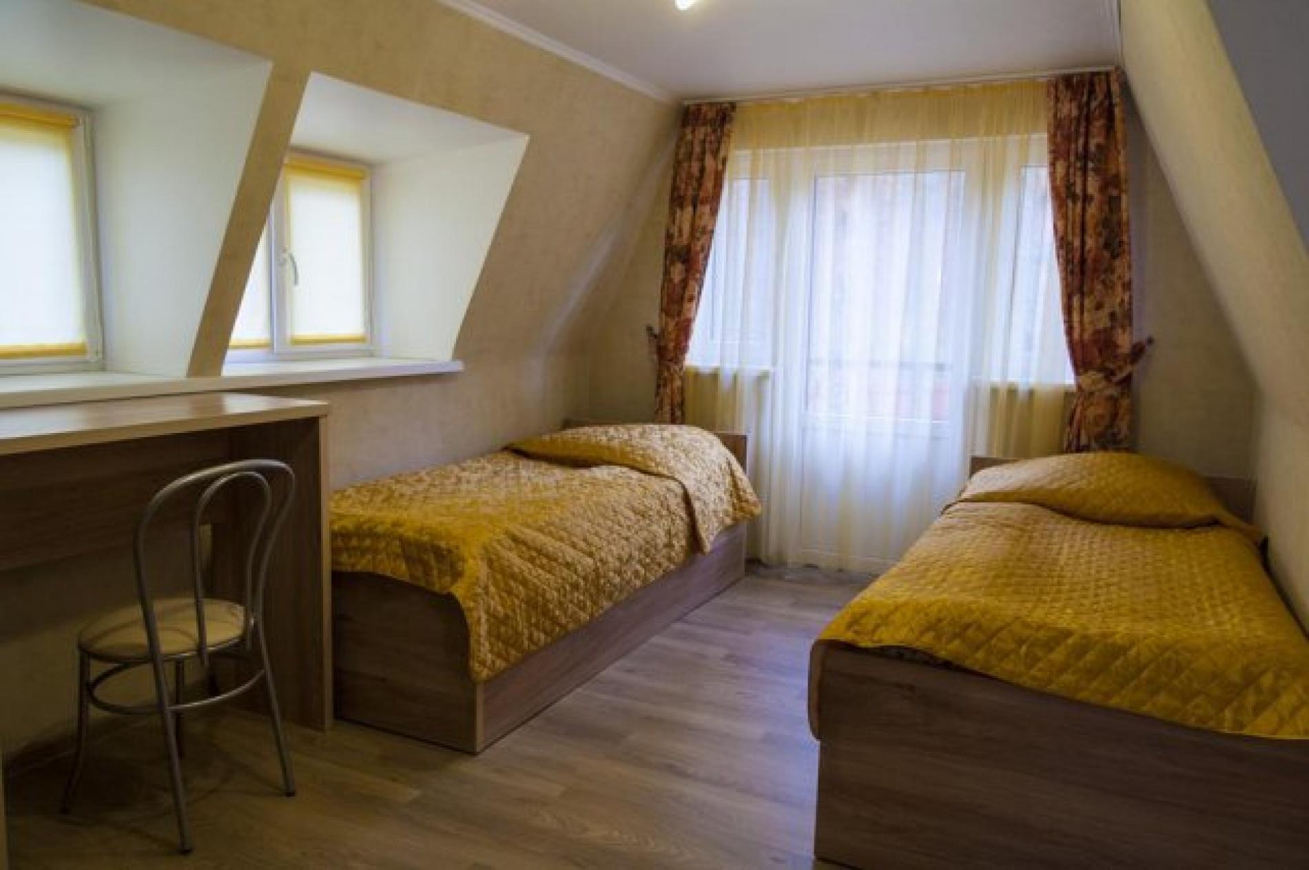 База отдыха «Стёпаново» Вологодская область 4-местный номер в Доме № 3, фото 2