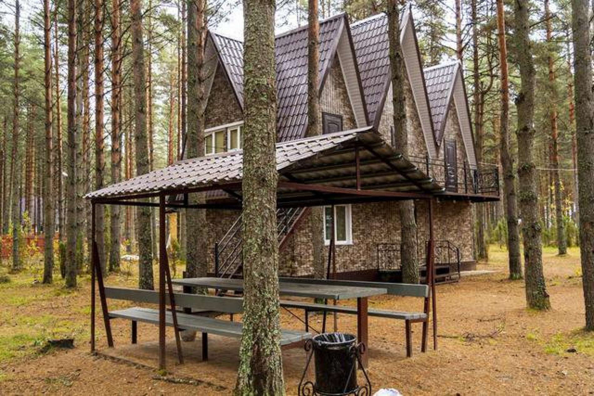 База отдыха «Стёпаново» Вологодская область Дом № 4 , фото 2