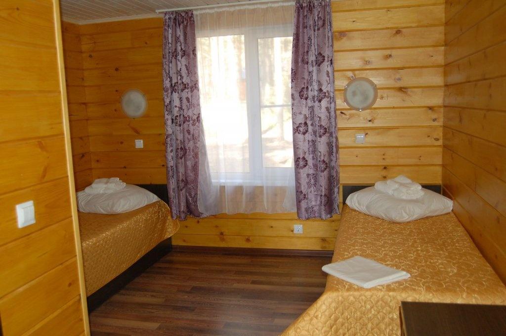 База отдыха «Стёпаново» Вологодская область 2-местный номер в Доме № 13, фото 3
