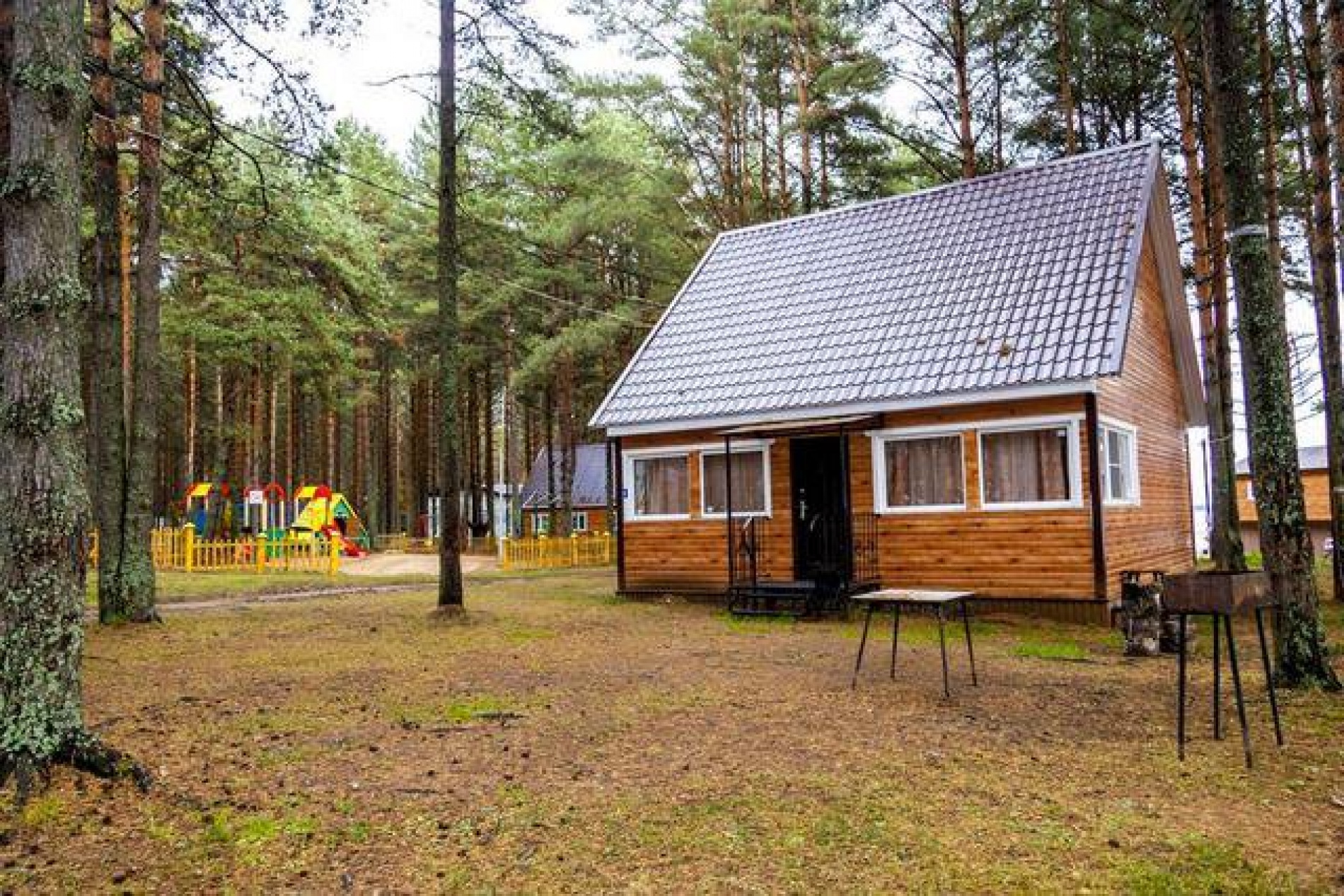 База отдыха «Стёпаново» Вологодская область Дом № 9, 10, фото 2