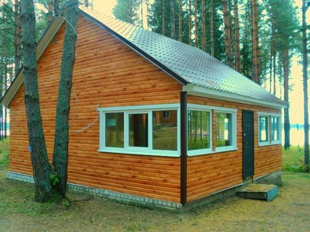 База отдыха «Стёпаново» Вологодская область Дом № 11, фото 1