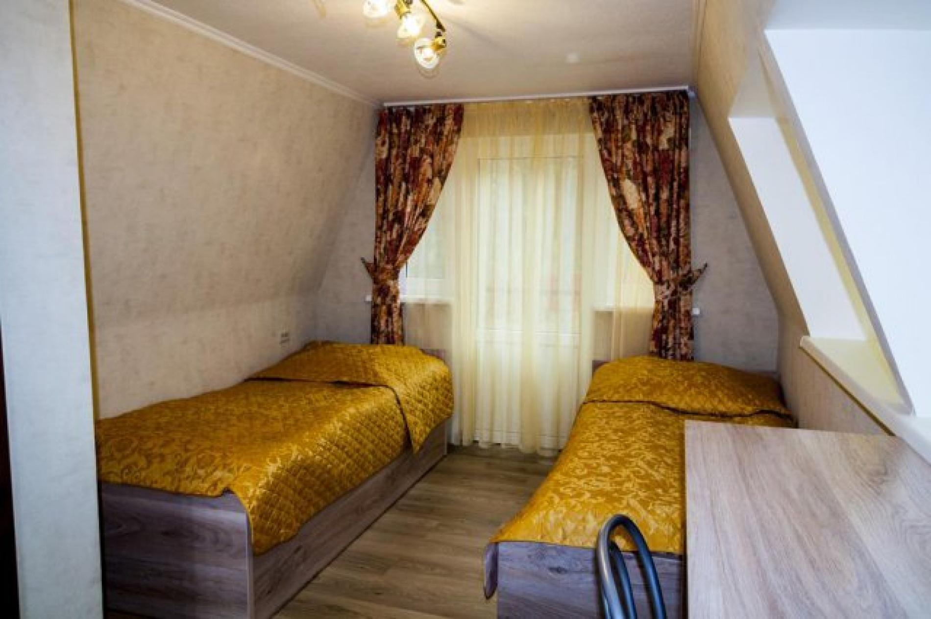 База отдыха «Стёпаново» Вологодская область Дом № 4 , фото 3