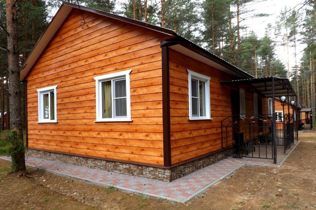 База отдыха «Стёпаново» Вологодская область Дом № 19-24, фото 2