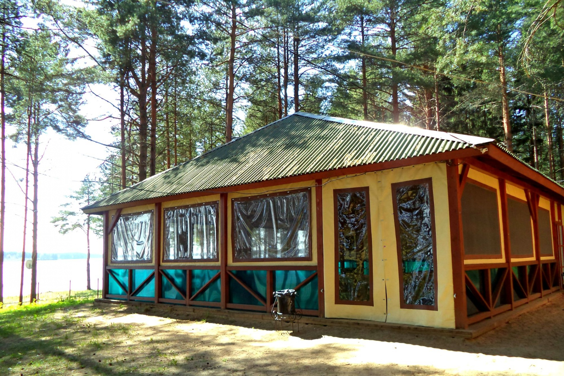 База отдыха «Стёпаново» Вологодская область, фото 8